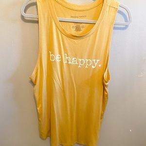 Be Happy Tank